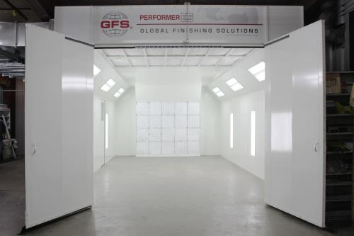 The Benefits Of Using Automotive Paint Booths